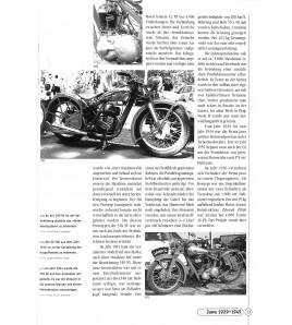 Jawa Motorrader Voorkant