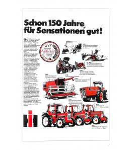 International Harvester,Schlepper von 5 Kontinenten 1904bis1985
