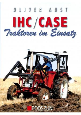 IHC/Case, Tractoren im Einsatz Voorkant