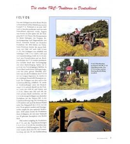 IHC/Case, Tractoren im Einsatz