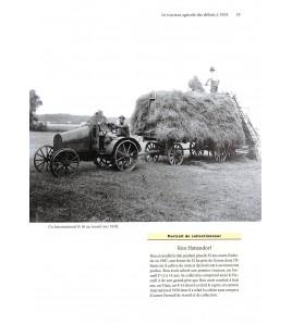 Le grand livre de tracteurs Farmall Voorkant