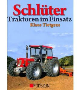 Schluter Traktoren im Einsatz Voorkant