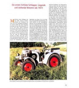 Schluter Traktoren im Einsatz