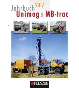 Jaarboek Unimog & MB-trac 2017 Voorkant