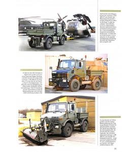 Unimog - Militär- und Polizeifahrzeuge 1950 - 2016, Band 2