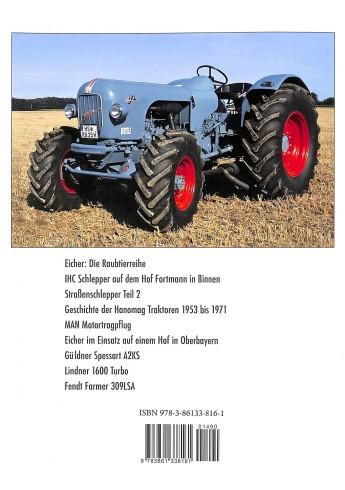 Jahrbuch Traktoren 2017 Voorkant