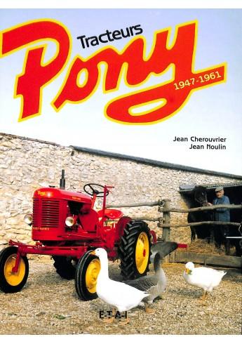Tracteurs Pony : 1947-1961 Voorkant
