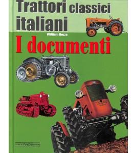 Trattori classici Italiani I documenti Voorkant