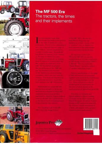 The MF 500 Era Voorkant