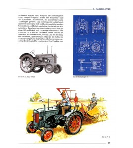 Hanomag, Die Motoren-Legende D 52 / D 57 Voorkant