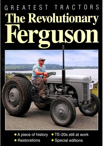 The Revolutionary Ferguson Voorkant