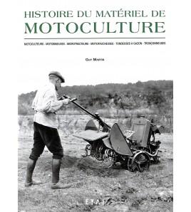 Histoire du matériel de Motoculture Voorkant