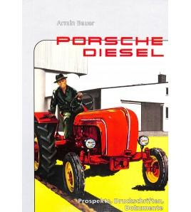Porsche Diesel Prospekte, Druckschriften, Dokumente Voorkant