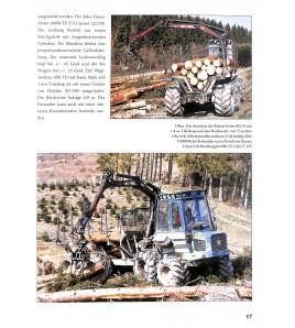 Forstmaschinen im Einsatz Band 1 Voorkant