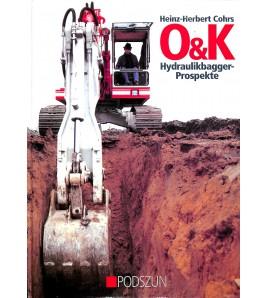 O&K Hydraulikbagger Voorkant