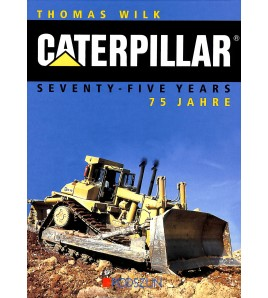 Caterpillar Seventy-Five Years Caterpillar Seventy-Five Years Voorkant