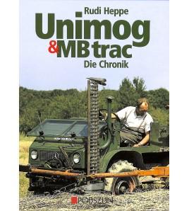 Unimog & MB-trac Chronik Voorkant