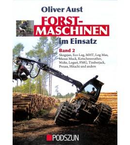 Forstmaschinen im Einsatz Band 2 Voorkant