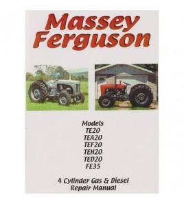 Reparaturanleitung: Massey-Ferguson TE 20 und TE 35