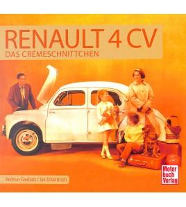 Renault 4 CV - Das Cremeschnittchen