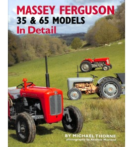 Massey Ferguson 35 & 65 Models in Detail