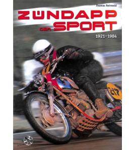 Zündapp der sport 1921-1984 Voorkant