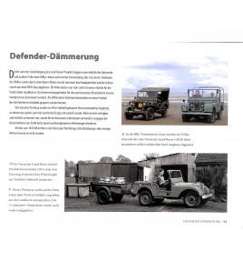 Defender Forever Der legendäre Offroader von Land Rover