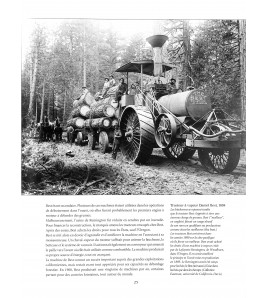 Tracteurs Américains, les grandes dates de la mécanisation Voorkant