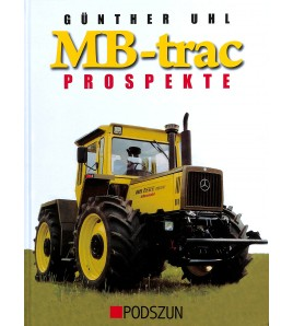 MB-Trac Prospekte Voorkant