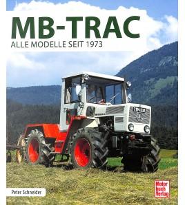 MB-Trac - Alle Modelle - alle Daten - alle Fakten Voorkant