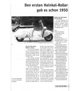 Heinkel, Roller-Moped-Kabine Voorkant