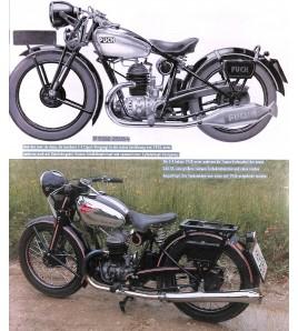 Puch Motorrader 1900-1987