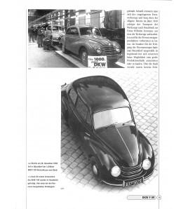 DKW Personenwagen 1950-1966  Der AUTO UNION aus Düsseldorf und Ingolstadt