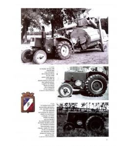 SFV 1950-1963, l'âge d'or tracteurs à huile lourde et machines agricoles Voorkant