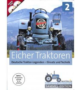 Eicher Traktoren Deutsche Traktor Legenden - Einsatz und Technik - Dubbel DVD