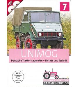 Unimog Deutsche Traktor Legenden - Einsatz und Technik