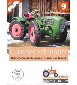 Güldner Schlepper Deutsche Traktor Legenden - Einsatz und Technik