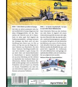 John Deere Deutsche Traktor Legenden - Einsatz und Technik