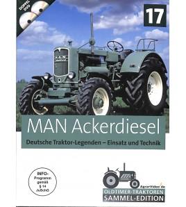 MAN Ackerdiesel Deutsche Traktor Legenden - Einsatz und Technik