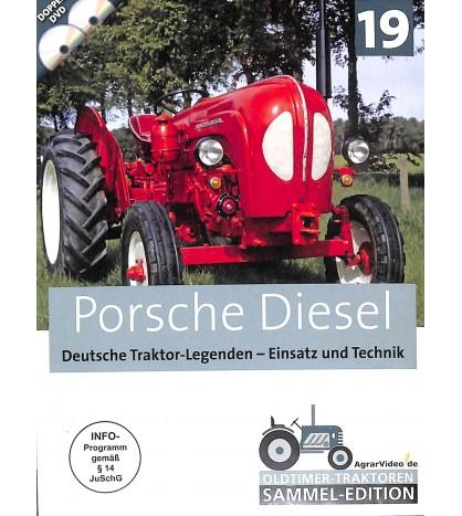 Porsche Diesel Deutsche Traktor Legenden - Einsatz und Technik