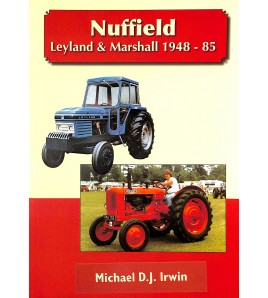 Nuffield, Leyland & Marshall 1948-1985 Voorkant