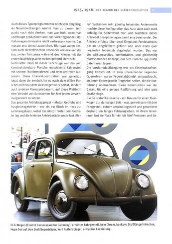 Volkswagen Typenkunde, 1945 bis 1974