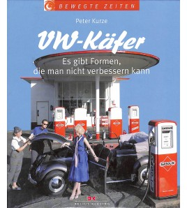 VW Kafer-Es gibt Formen die man nicht verbessern kann