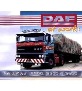 DAF at Work Voorkant