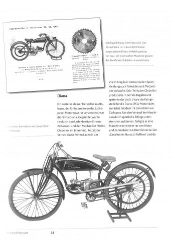 DKW Motorräder aus Bologna 1922-1965 Voorkant