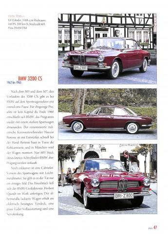 Die deutschen Auto's der 1950er und 1960er Jahre