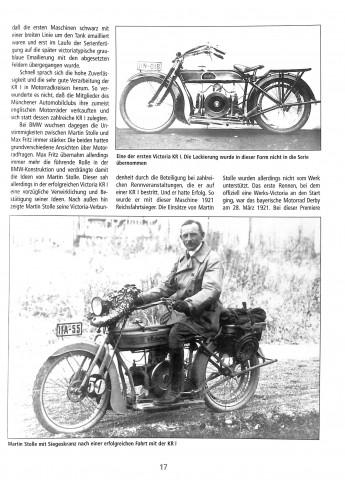 Victoria - Die Geschichte einer großen Motorradmarke Voorkant