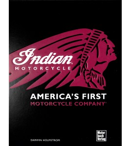 Indian - America's First Motorcycle Company Voorkant