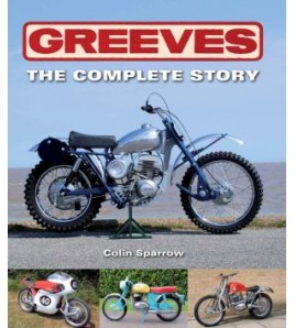 Greeves The complete story Voorkant