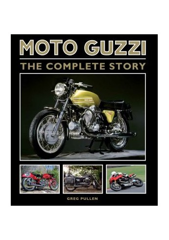 Moto Guzzi - The complete story Voorkant